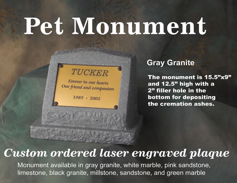 Pet Monuments