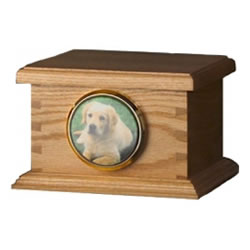 Pet Urns by HTW - Urns for pets, dogs, cats, loss, death, jewelry, ashes, retail, wholesale, minnesota, united states, vet clinic, veterinarian, family pets - Dovetail Wood Pet Urns