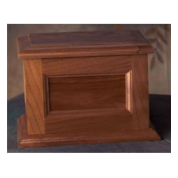 Pet Urns by HTW - Urns for pets, dogs, cats, loss, death, jewelry, ashes, retail, wholesale, minnesota, united states, vet clinic, veterinarian, family pets - Stile & Rail Wood Pet Urns